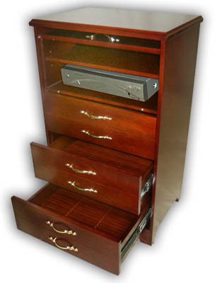 GRK Manufacturing - Sheet Music and Music Storage Cabinets